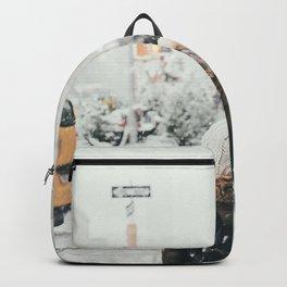 Her Winter (Color) Backpack