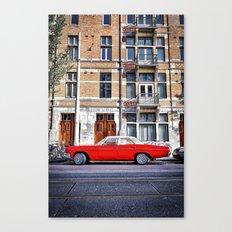 New Amsterdam Canvas Print