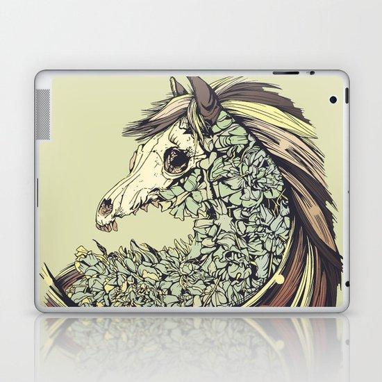 Beautiful Horse Old Laptop & iPad Skin