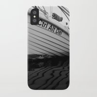 boat iPhone & iPod Cases featuring boat by habish