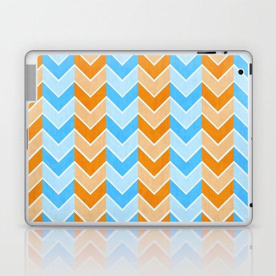 Something Fishy Zig Zag Laptop & iPad Skin