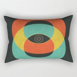 Double Vision Rectangular Pillow