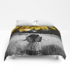 Yellow Comforters