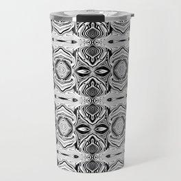 Face Ancient Travel Mug