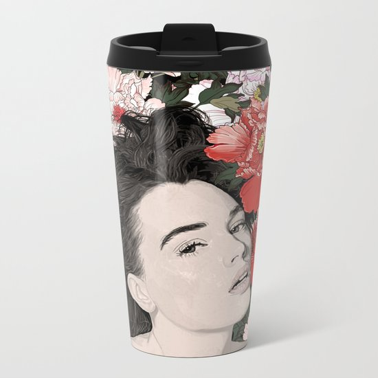 All the things you are Metal Travel Mug
