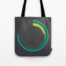 // Tube Infographics vol. II // Tote Bag