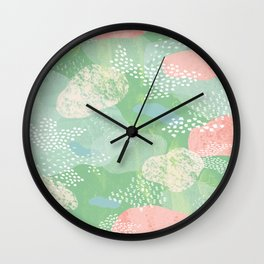 The Pond Wall Clock