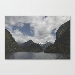 Wilmot Pass Canvas Print