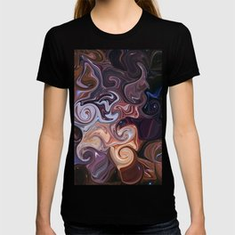 Galaxy Experience Abstract T-shirt