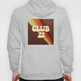 Club 27 Hoody