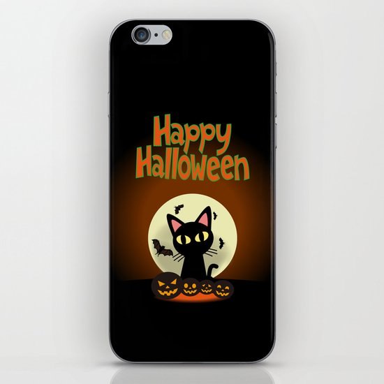 Happy Halloween 2 iPhone & iPod Skin