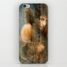 Shyness iPhone Skin