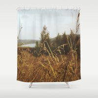 focus Shower Curtains featuring Focus by Casey Afton Hess