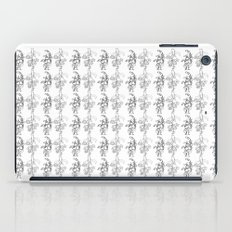 trees in this pattern iPad Case