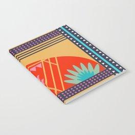 Multi Geometric Love Notebook