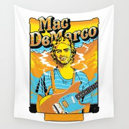 Mac The Marco Wall Tapestry