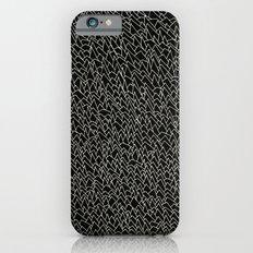 BW pattern 20 iPhone 6s Slim Case
