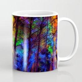 Rainbow Enchanted Forest Coffee Mug