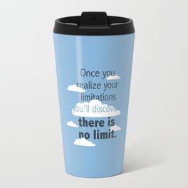 No Limit Travel Mug