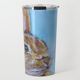 Hey Bunny Travel Mug