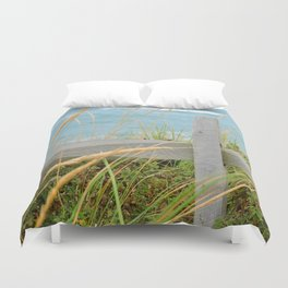 Marconi Station Duvet Cover
