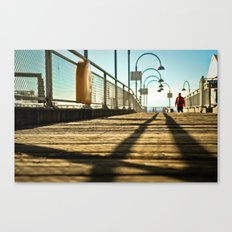 Low POV 4 Canvas Print