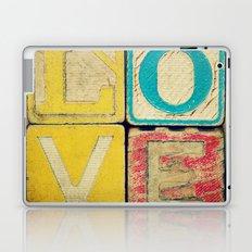 Old Love  Laptop & iPad Skin