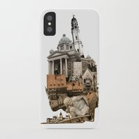 budapest iPhone & iPod Cases featuring Budapest by Alex Eckman-Lawn