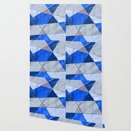 Concrete and Glass Wallpaper