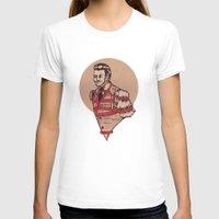 bondage T-shirts featuring Bondage by 23242322