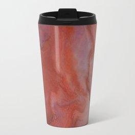 Agate - Original Art (encaustic painting) Travel Mug