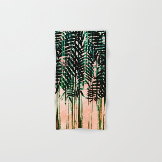 FOLIAGE II Hand & Bath Towel