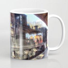 Steam Train No.4566 at Bewdley Coffee Mug
