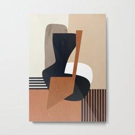 Abstract Art7 Metal Print