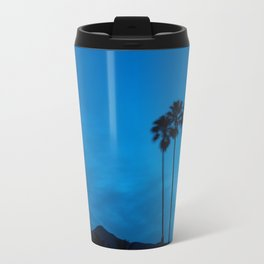 Sunrise 3 Blue Travel Mug