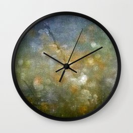The Magic of Spring Wall Clock