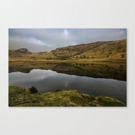 Reflective Blea Tarn Canvas Print