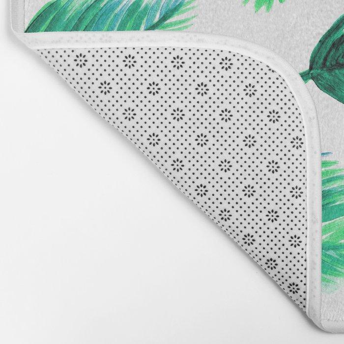 minimalist pattern Bath Mat