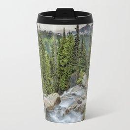 Top of Myrtle Falls Travel Mug