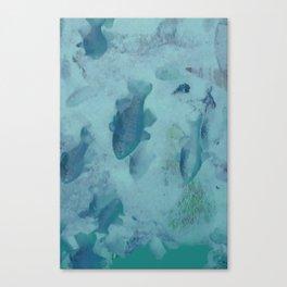 Submarino #5 Canvas Print