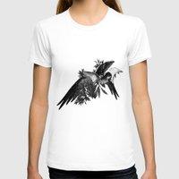 renaissance T-shirts featuring Renaissance Noir I by Olivia Cho
