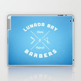 Barber Shop : Lunada Bay Barbers Laptop & iPad Skin