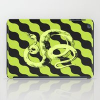 snake iPad Cases featuring Snake by LoRo  Art & Pictures