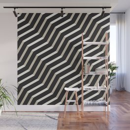 Geometric Pattern Wall Mural