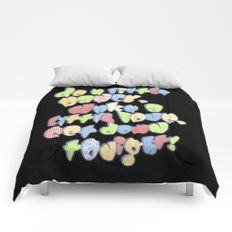 Do a little dance... Comforters