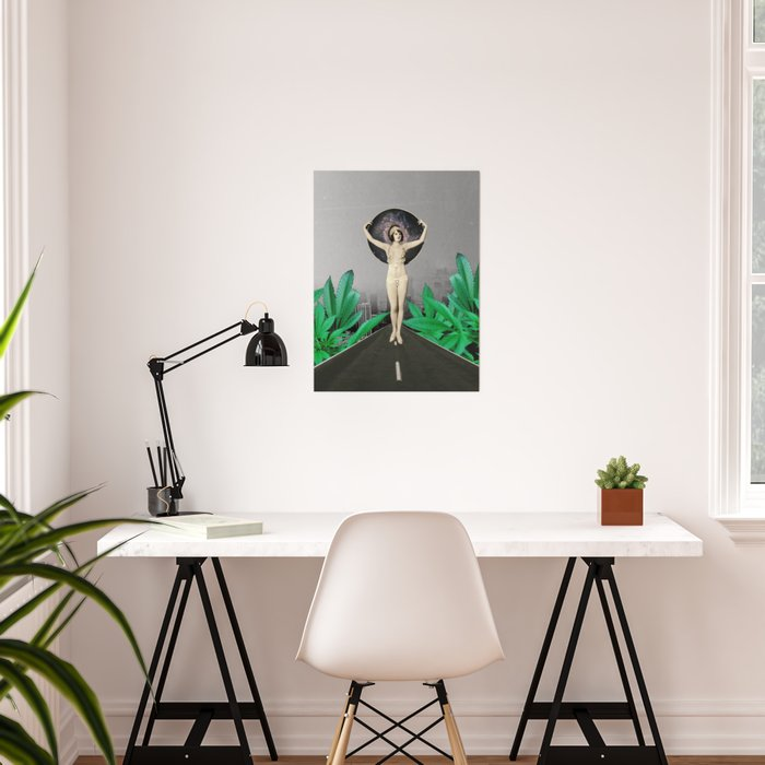 Another World Poster