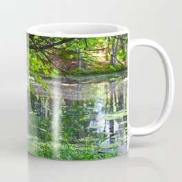 Evergreen Lake Coffee Mug