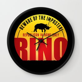 Beware of The Imposter Wall Clock