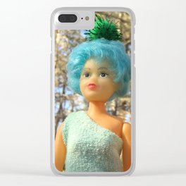 Hazel & Loy Enchanted Forest Clear iPhone Case