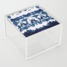 Shibori Not Sorry Acrylic Box